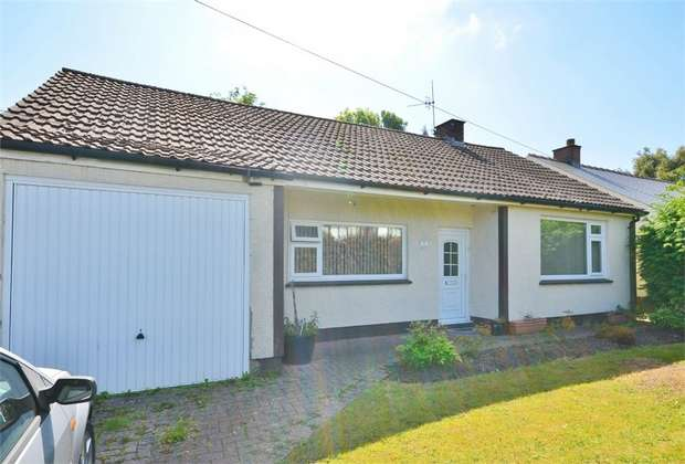 3 Bedrooms Detached Bungalow for sale in Bedwas Road, CAERPHILLY