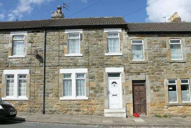3 Bedrooms Terraced House for sale in Dale Terrace, Lingdale