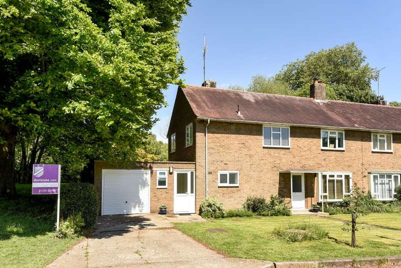 4 Bedrooms Semi Detached House for sale in Kingston Close, Abingdon-on-Thames, OX14