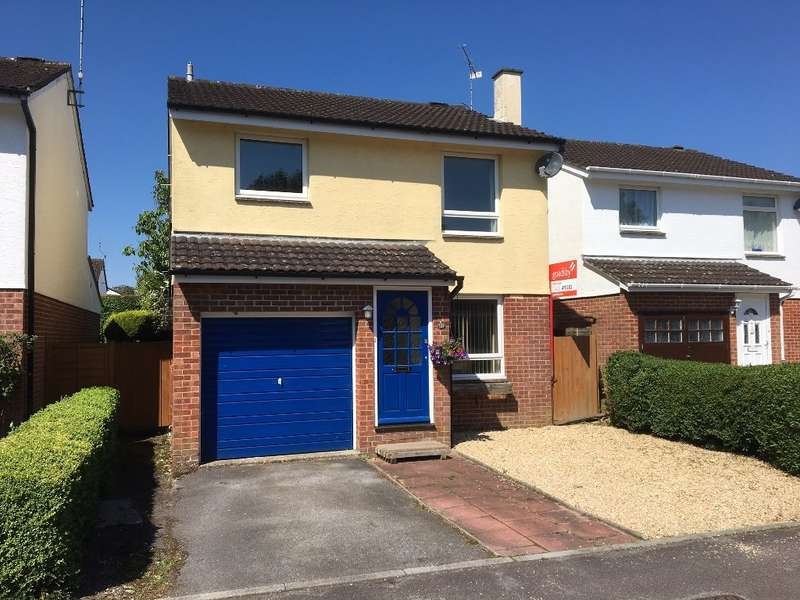 3 Bedrooms Detached House for sale in Ringwood