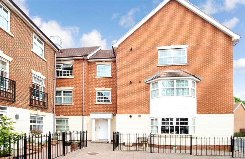 2 Bedrooms Apartment Flat for sale in Offord Close, Grange Farm, Kesgrave, Ipswich