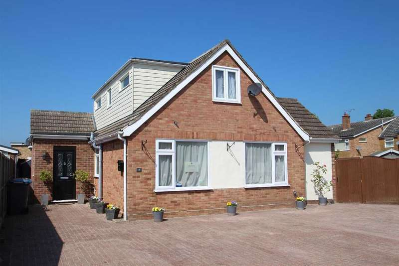 4 Bedrooms Bungalow for sale in Quebec Drive, Kesgrave, Ipswich