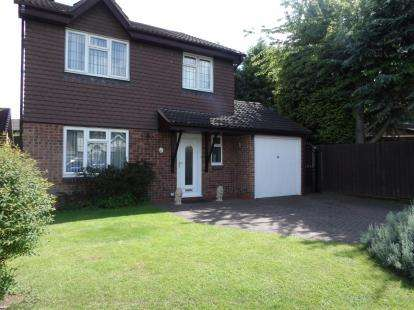 4 Bedrooms Detached House for sale in Headingley Gardens, Aspley, Nottinghamshire