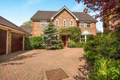 4 Bedrooms Detached House for sale in Uplands Chase, Fulwood, Preston, Lancashire, PR2
