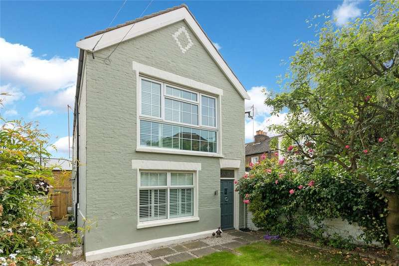 2 Bedrooms Flat for sale in Albany Road, Richmond, Surrey