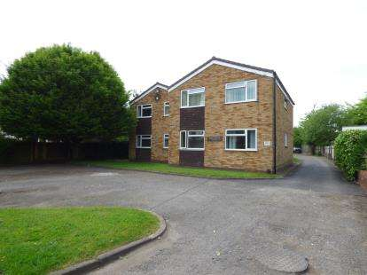 2 Bedrooms Flat for sale in Wedgewood Court, Green Lane, Walsall, West Midlands
