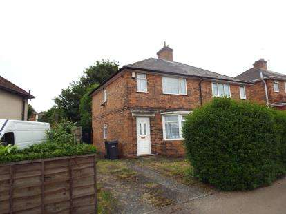3 Bedrooms End Of Terrace House for sale in Wash Lane, Birmingham, West Midlands