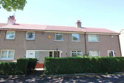 2 Bedrooms Terraced House for sale in Greenbank Drive, Paisley, Renfrewshire