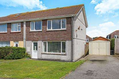 3 Bedrooms Semi Detached House for sale in Padstow, Cornwall