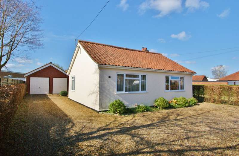 3 Bedrooms Detached Bungalow for sale in Ivy Road, Spixworth