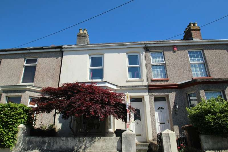 3 Bedrooms Terraced House for sale in Crownhill, Plymouth