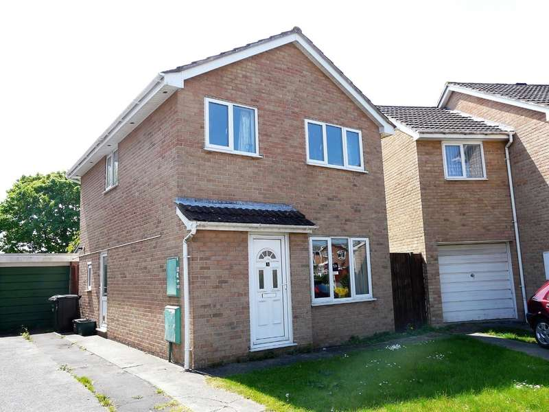 3 Bedrooms Detached House for sale in Fallowfield , Worle