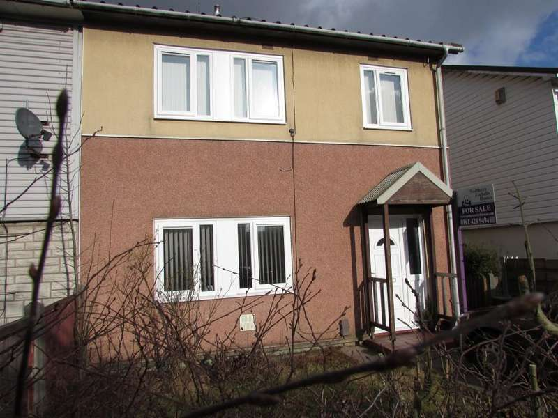 3 Bedrooms Semi Detached House for sale in Ninfield Road, Manchester
