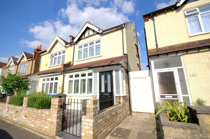 5 Bedrooms Semi Detached House for sale in Edge of The Groves