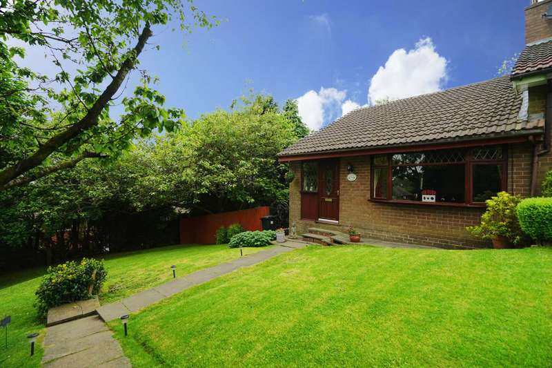 2 Bedrooms Semi Detached Bungalow for sale in Ainsworth Avenue, Horwich