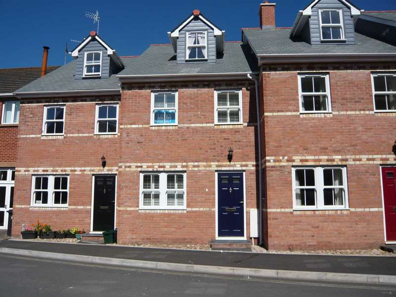 3 Bedrooms Terraced House for sale in Weighbridge Mews, South Street