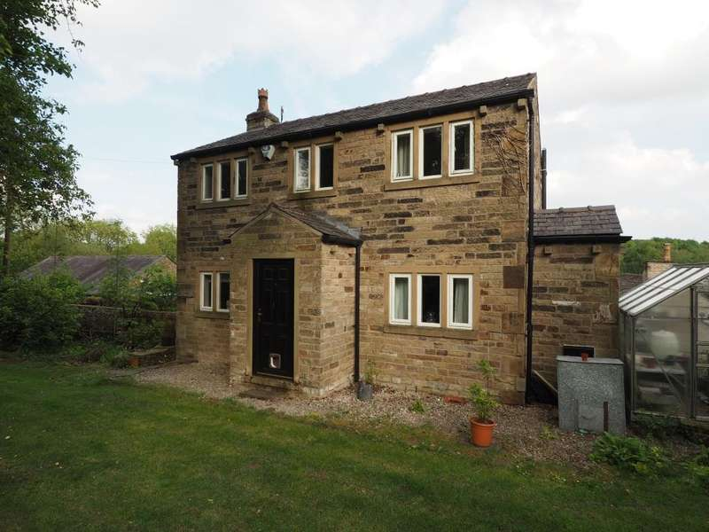 3 Bedrooms Detached House for sale in Bridge Street, New Mills, High Peak, Derbyshire, SK22 4DN