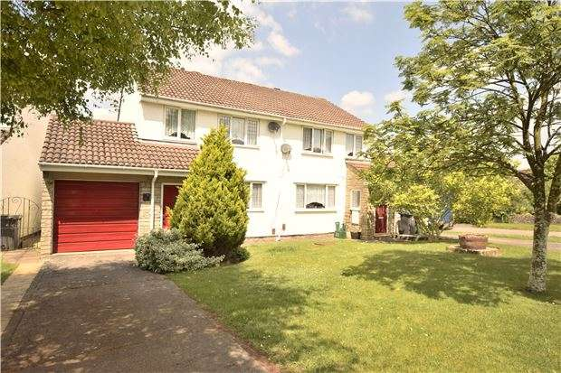 3 Bedrooms Semi Detached House for sale in Highfield Gardens, Bitton, BRISTOL, BS30 6RN