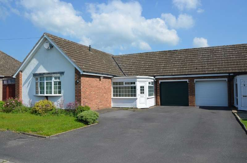 3 Bedrooms Semi Detached Bungalow for sale in South View Road, Long Lawford, Rugby