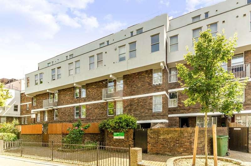 3 Bedrooms Flat for sale in Caldy Walk, Islington, N1