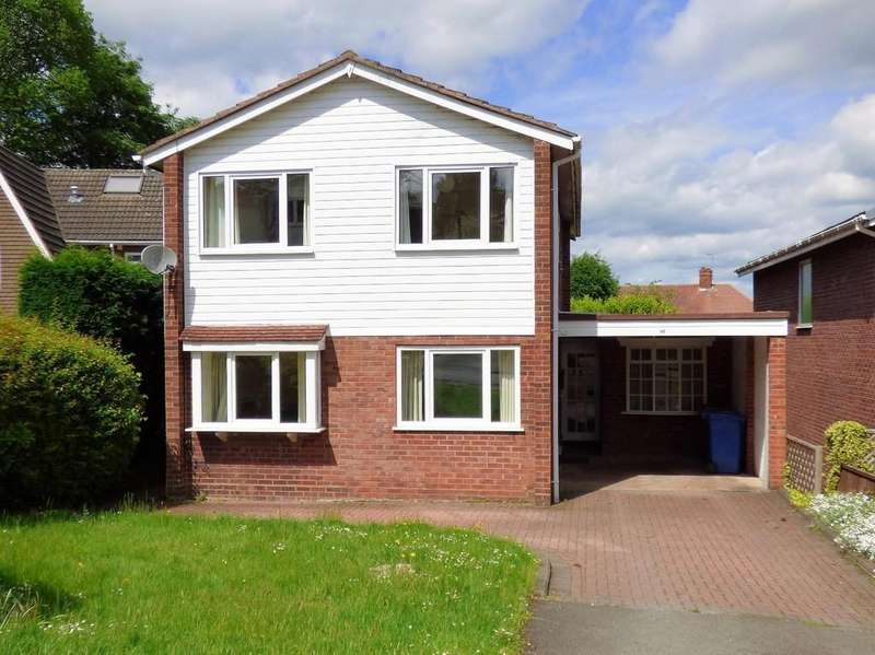 4 Bedrooms Detached House for sale in The Charters, Lichfield