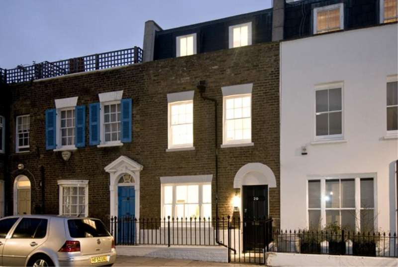 3 Bedrooms House for sale in Edge Street, Kensington W8
