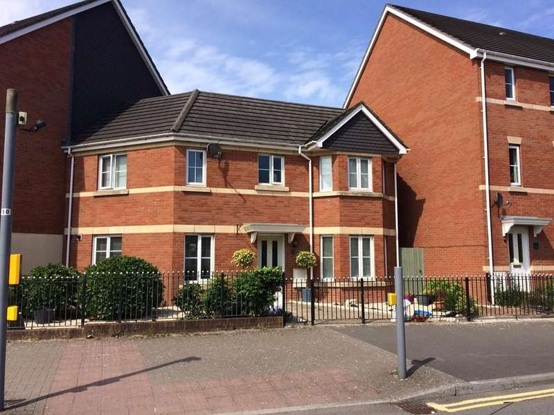 3 Bedrooms End Of Terrace House for sale in Ffordd Mograig, Llanishen