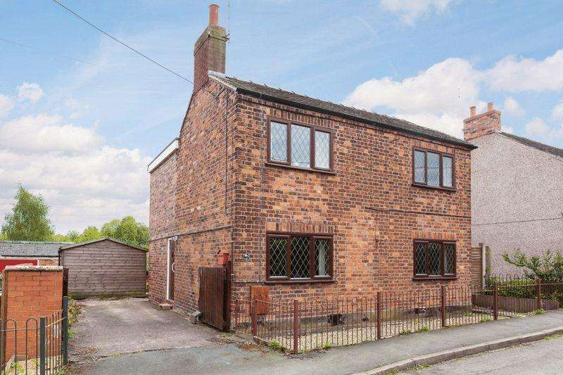 3 Bedrooms Detached House for sale in Osborne Grove, Shavington