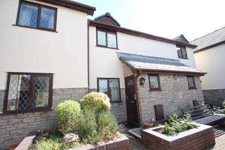 2 Bedrooms Terraced House for sale in Midsomer Norton, Radstock BA3