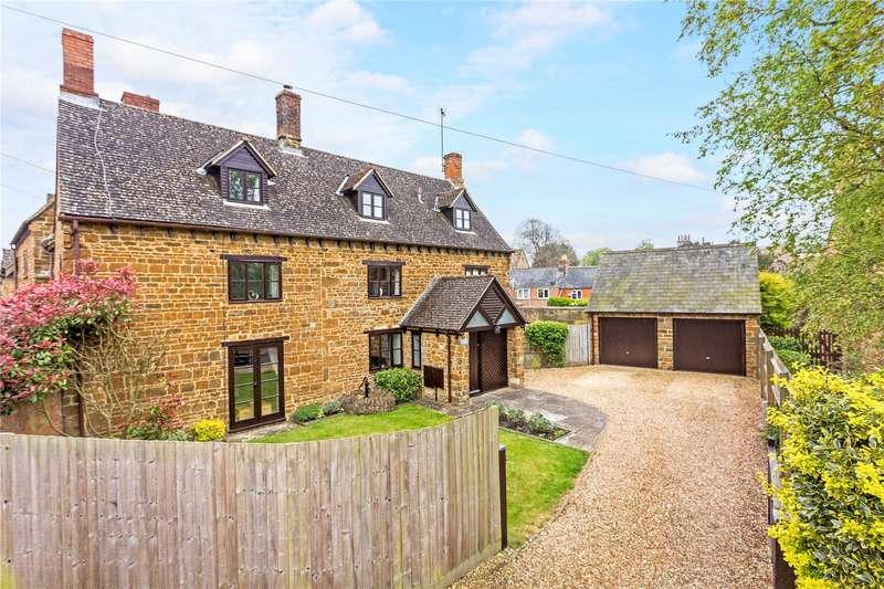 4 Bedrooms Detached House for sale in Parsons Street, Adderbury, Banbury, Oxfordshire, OX17