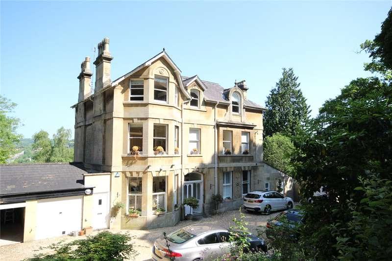 3 Bedrooms Flat for sale in West House, Bathampton Lane, Bath, BA2