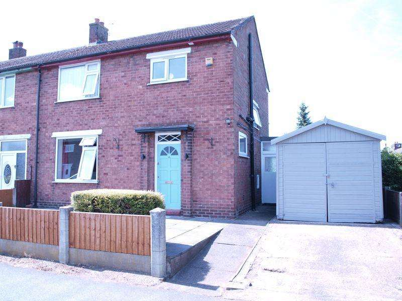 3 Bedrooms End Of Terrace House for sale in Ash Road, Sandiway, CW8 2NU