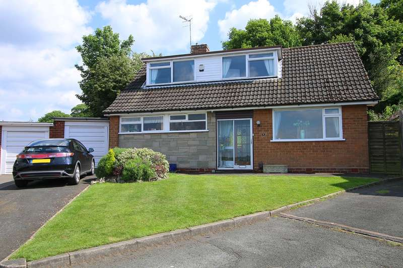 3 Bedrooms Detached House for sale in Beacon Rise, Stourbridge, DY9