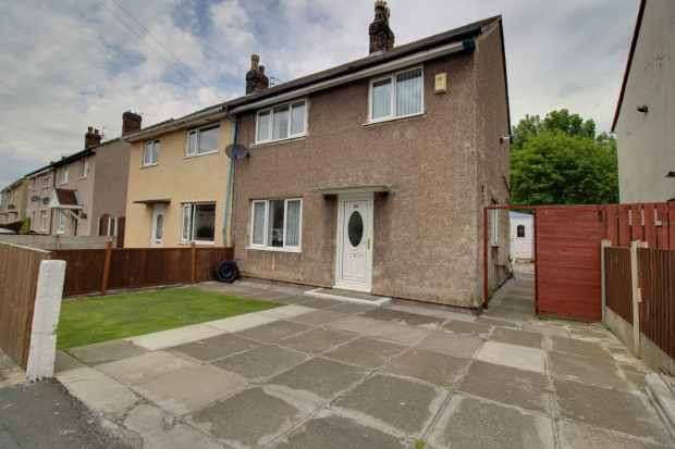 3 Bedrooms Semi Detached House for sale in Brookway Lane, Saint Helens, Merseyside, WA9 3RJ