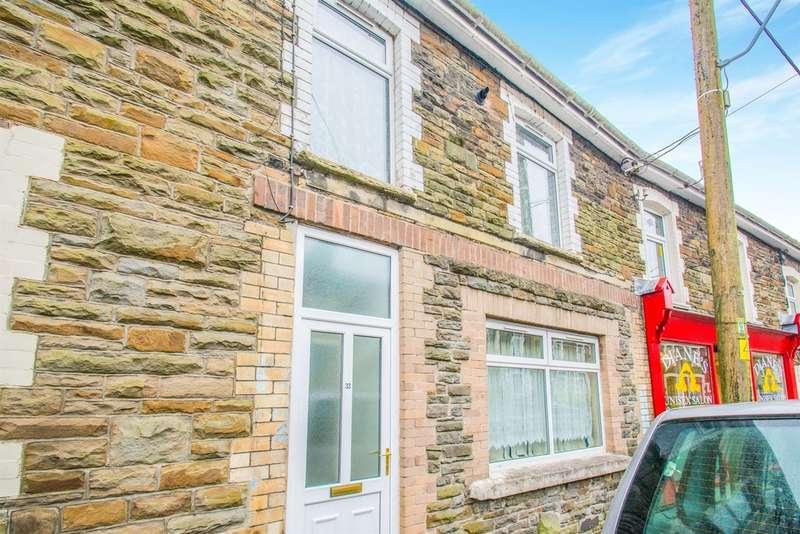 3 Bedrooms Terraced House for sale in Duffryn Terrace, Elliots Town, New Tredegar