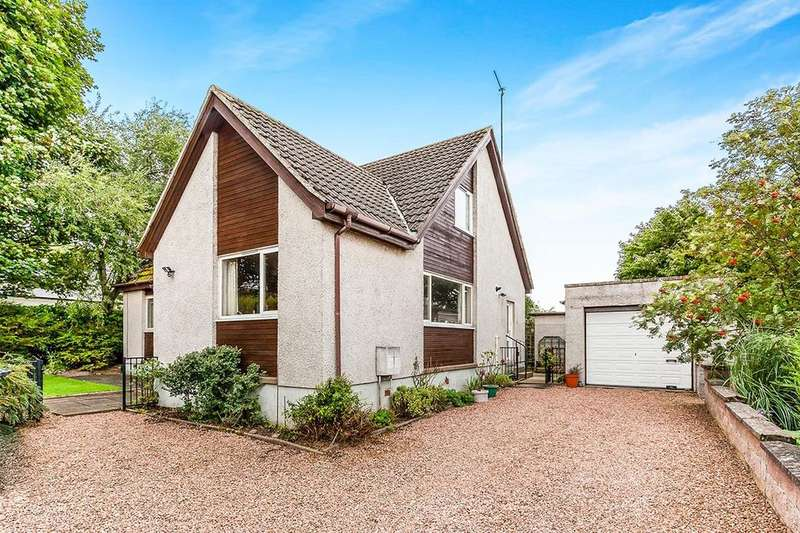 4 Bedrooms Detached House for sale in Southview Lamondfauld Road, Hillside, Montrose, DD10