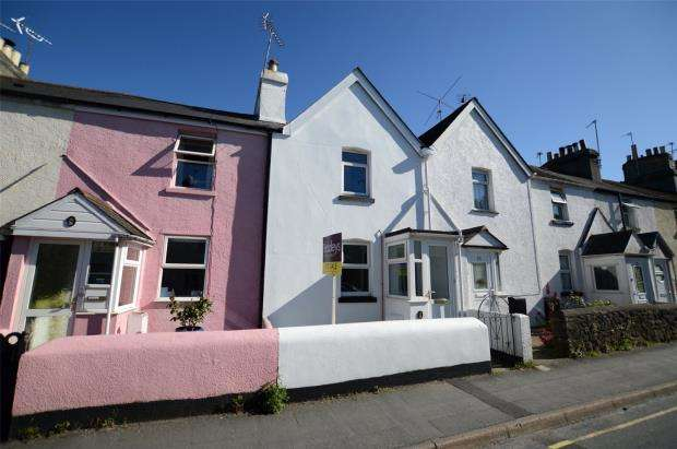 2 Bedrooms Terraced House for sale in Quay Road, Newton Abbot, Devon