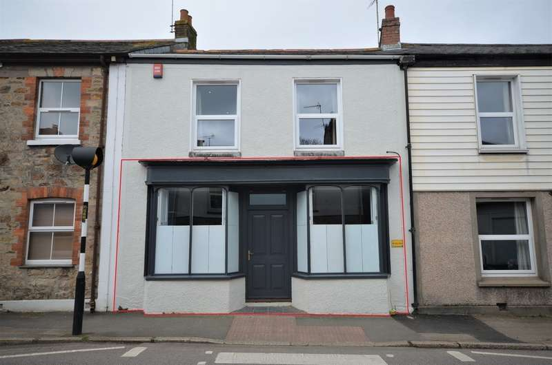 3 Bedrooms Apartment Flat for sale in Fore Street, Chacewater, Truro