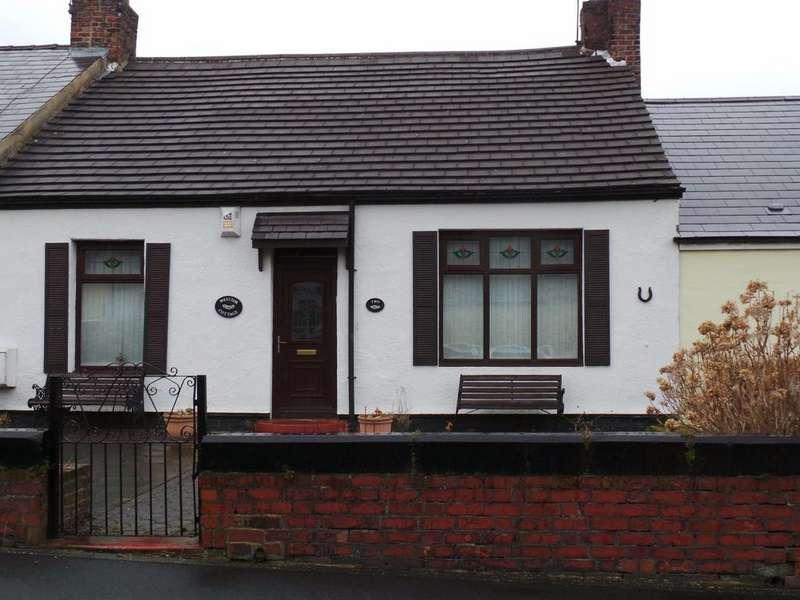 2 Bedrooms Terraced Bungalow for sale in Spoor Street, Dunston, Gateshead NE11