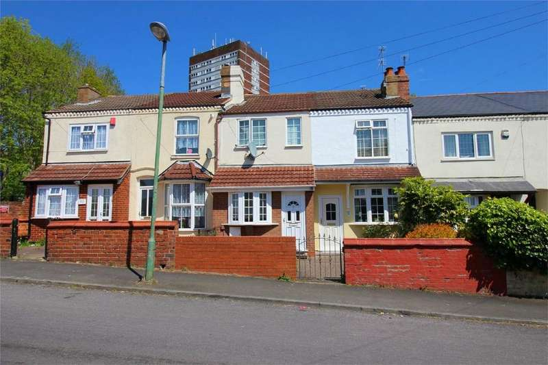 2 Bedrooms Terraced House for sale in Occupation Street, DUDLEY, West Midlands