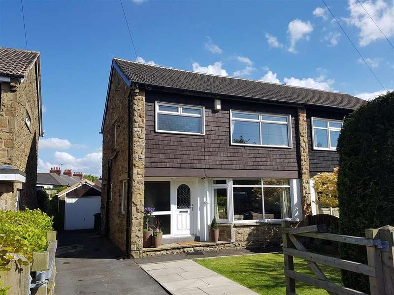 3 Bedrooms Semi Detached House for sale in Moorhouse Lane, Birkenshaw, BD11 2BA