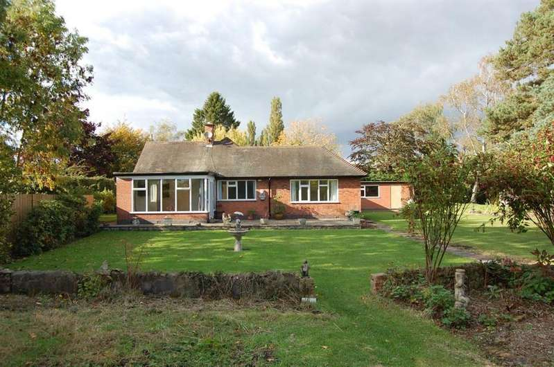 4 Bedrooms Bungalow for rent in Golf Course Road, Stanton On The Wolds