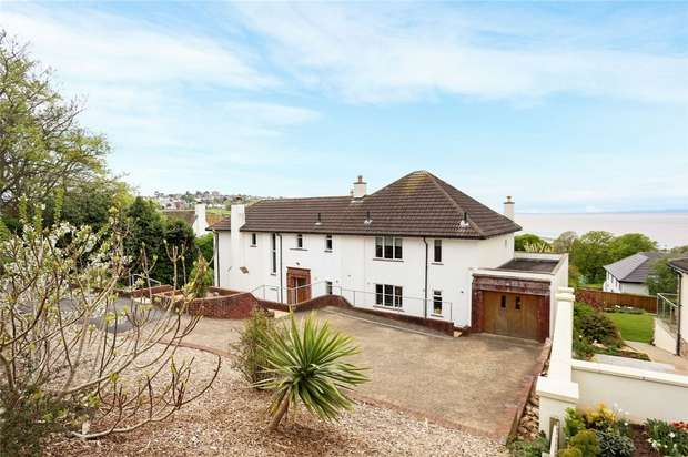 6 Bedrooms Detached House for sale in Battery Lane, Portishead, Bristol