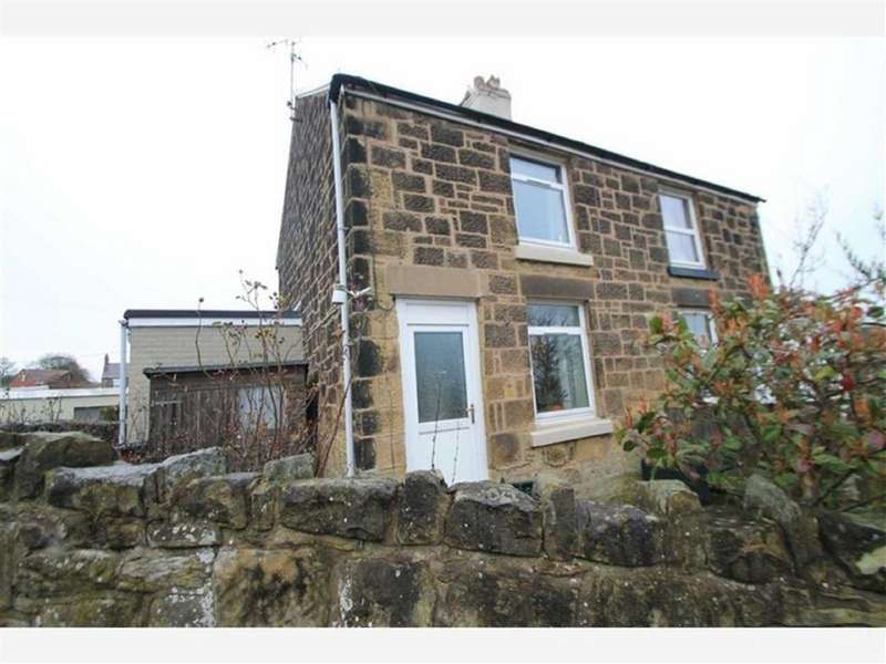 3 Bedrooms Semi Detached House for sale in Black Lane Road, Pentre Broughton, Wrexham