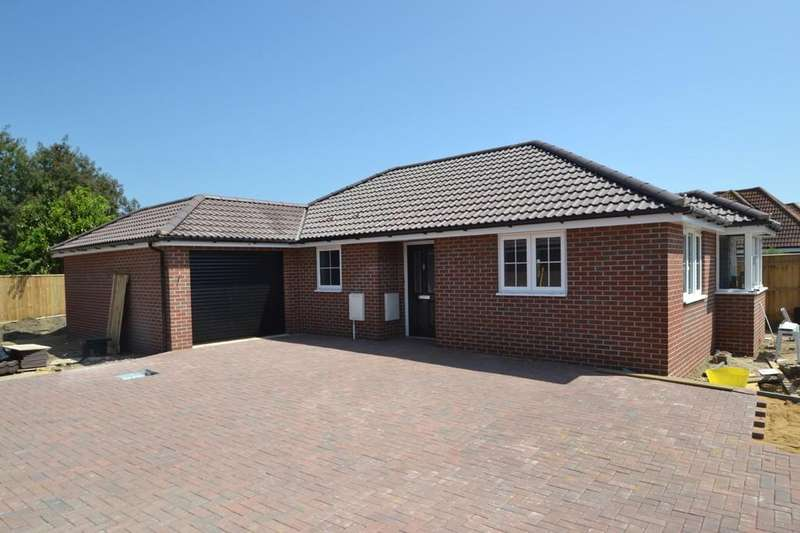 2 Bedrooms Detached Bungalow for sale in 3 4 Bell Gardens Kesgrave