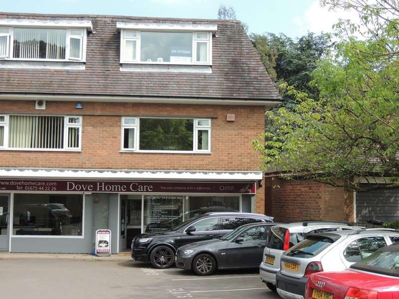 1 Bedroom Apartment Flat for sale in Fentham Road, Hampton-In-Arden, Solihull