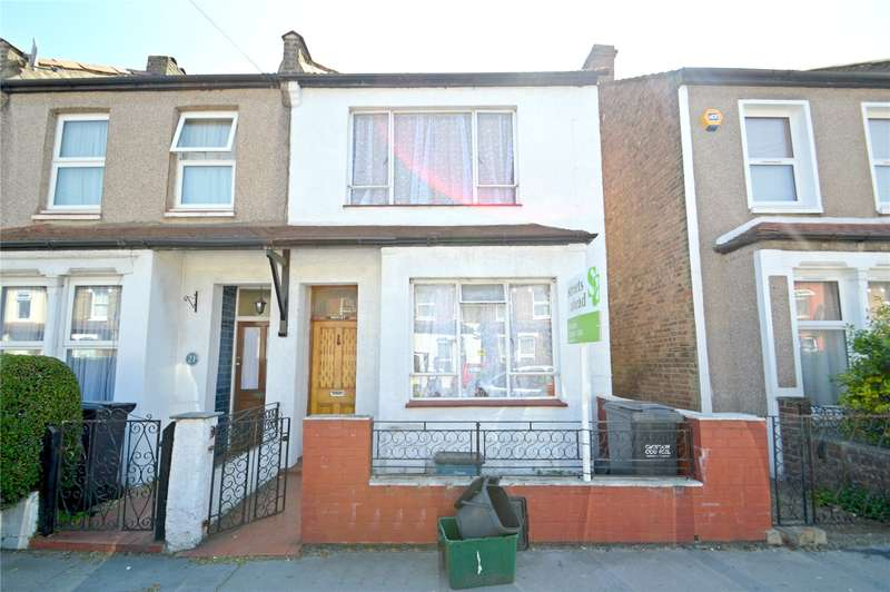 3 Bedrooms End Of Terrace House for sale in Priory Road, Croydon