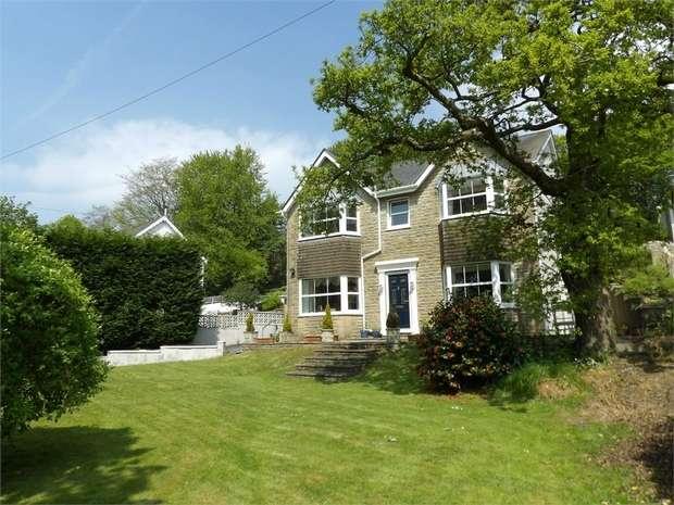 4 Bedrooms Detached House for sale in Hendrefoilan Road, Sketty, Swansea, West Glamorgan