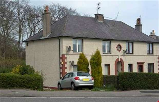 2 Bedrooms Flat for sale in Hilton Avenue, Aberdeen