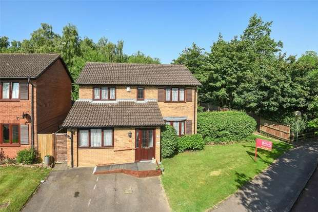 5 Bedrooms Detached House for sale in Ruskin Way, WOKINGHAM, Berkshire